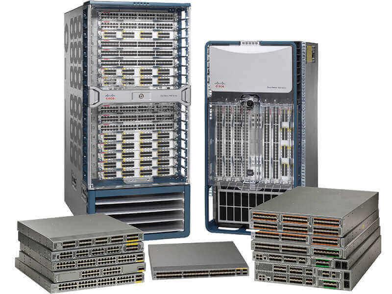 установка сетевого оборудования