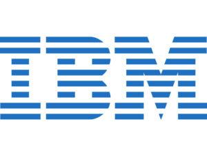 ibm логотип