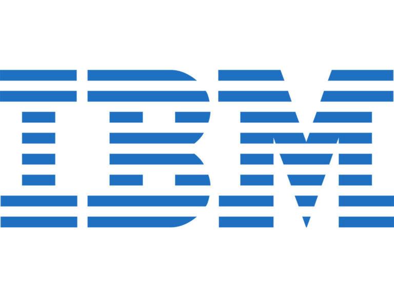 логотип ibm