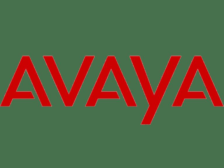 Avaya логотип