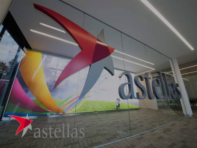 Фармацевтическая Компания «Астеллас»