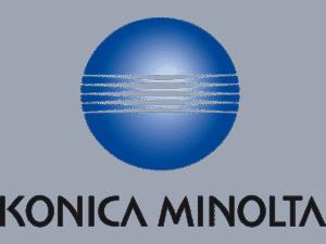 konica minolta логотип