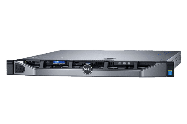 сервер dell poweredge r330