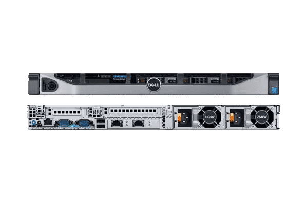 сервер dell poweredge r630