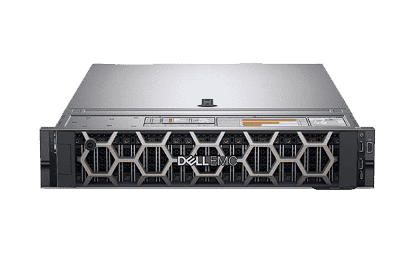 сервер dell poweredge r740