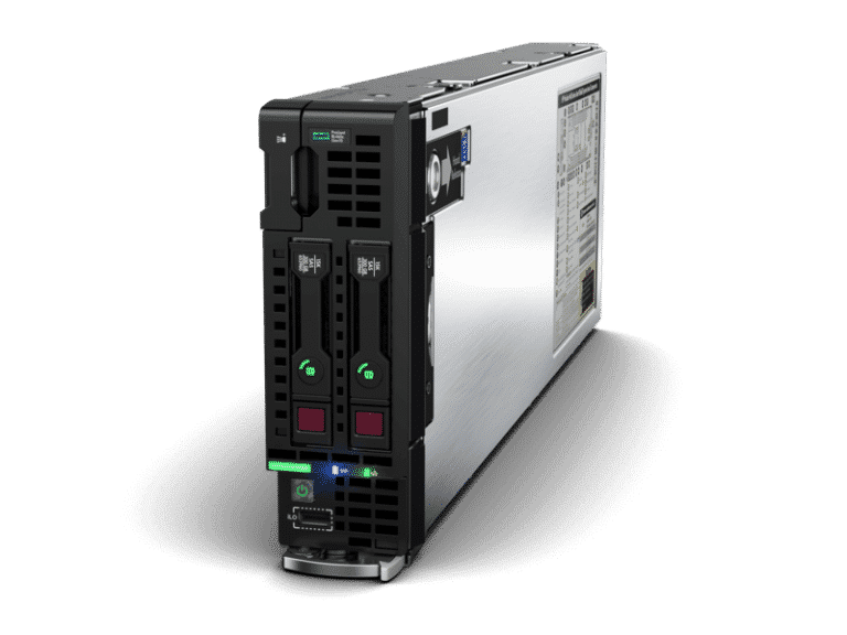 hp proliant bl460c gen10