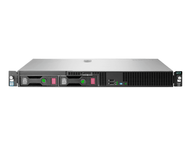 Сервер HPE ProLiant DL20 Gen9