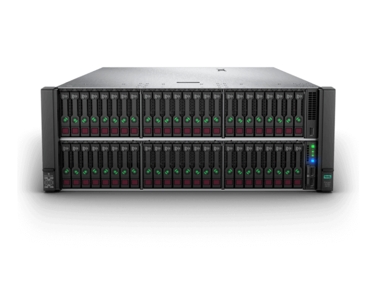 hp proliant dl580 gen10