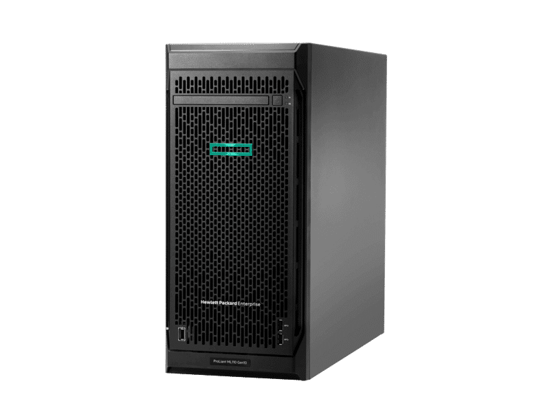 сервер hp proliant ml110 gen10