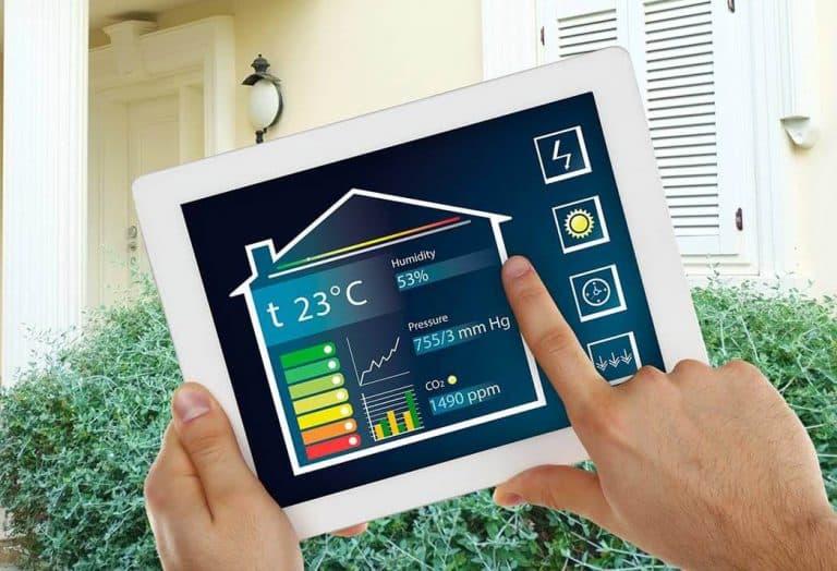 Климат-контроль в умном доме